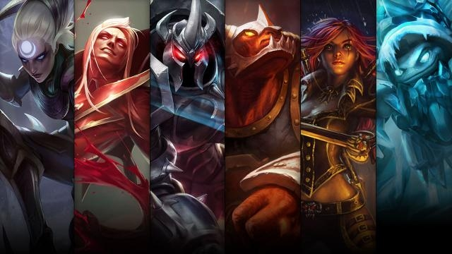 League of Legends - Şampiyon ve Kostüm İndirimi (21 Ağustos - 24 Ağustos)