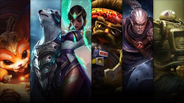 League of Legends - Şampiyon ve Kostüm İndirimi (9 Haziran - 12 Haziran)