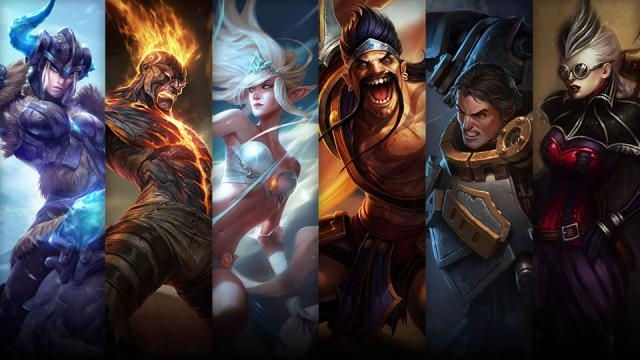 League of Legends - Şampiyon ve Kostüm İndirimi (20 Ocak - 23 Ocak)