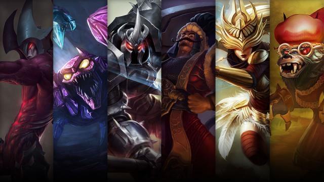League of Legends - Şampiyon ve Kostüm İndirimi (2 Aralık - 5 Aralık)