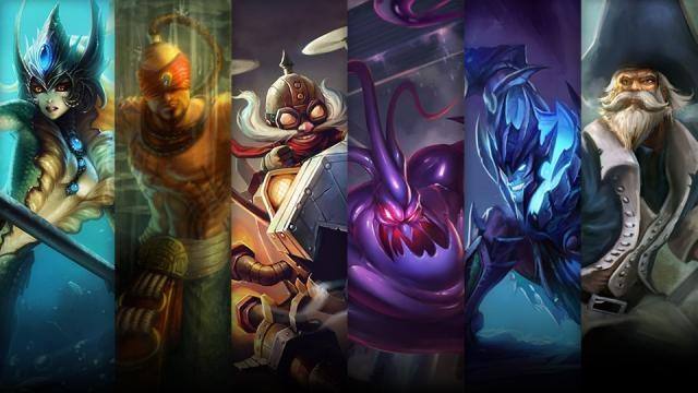 League of Legends - Şampiyon ve Kostüm İndirimleri (5 Ağustos - 8 Ağustos)