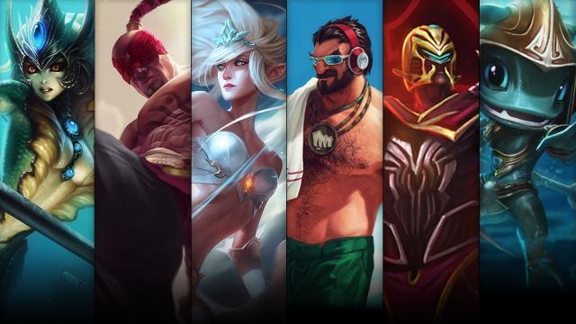 League of Legends - Şampiyon ve Kostüm İndirimi (26 Haziran - 29 Haziran)