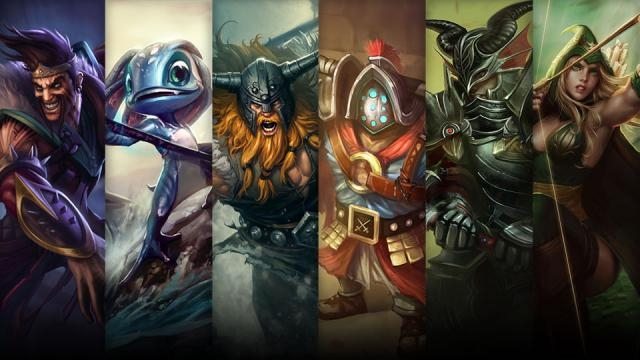 League of Legends - Şampiyon ve Kostüm İndirimi (10 Şubat - 13 Şubat)