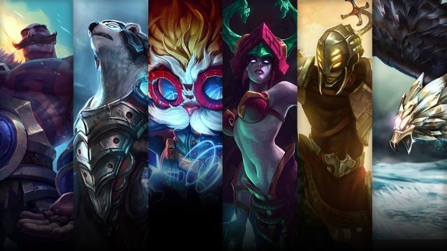 League of Legends - Şampiyon ve Kostüm İndirimi (4 Kasım - 7 Kasım)