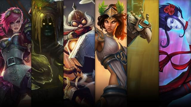 League of Legends - Şampiyon ve Kostüm İndirimi (5 Haziran - 8 Haziran)
