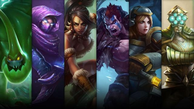 League of Legends - Şampiyon ve Kostüm İndirimi (7 Temmuz - 10 Temmuz)