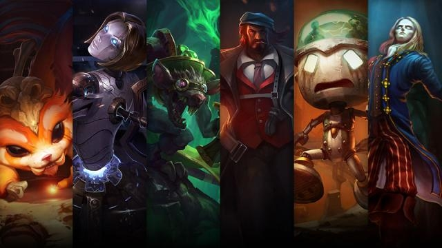 League of Legends - Şampiyon ve Kostüm İndirimi (3 Mart - 6 Mart)