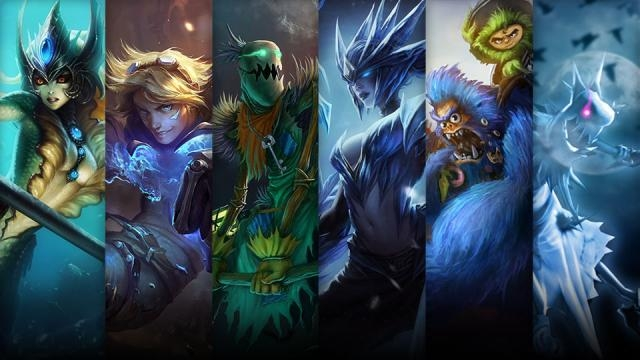 League of Legends - Şampiyon ve Kostüm İndirimi (27 Şubat - 2 Mart)