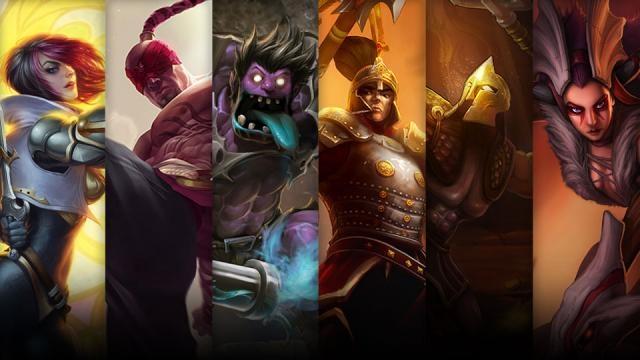 League of Legends - Şampiyon ve Kostüm İndirimi (28 Kasım - 1 Aralık)