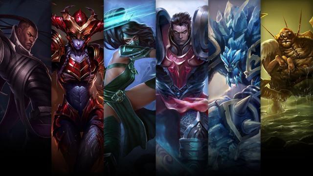League of Legends - Şampiyon ve Kostüm İndirimi (17 Mart - 20 Mart)