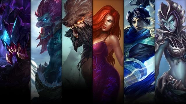 League of Legends - Şampiyon ve Kostüm İndirimi (10 Nisan - 13 Nisan)