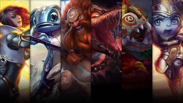 League of Legends - Şampiyon ve Kostüm İndirimi (23 Haziran - 26 Haziran)