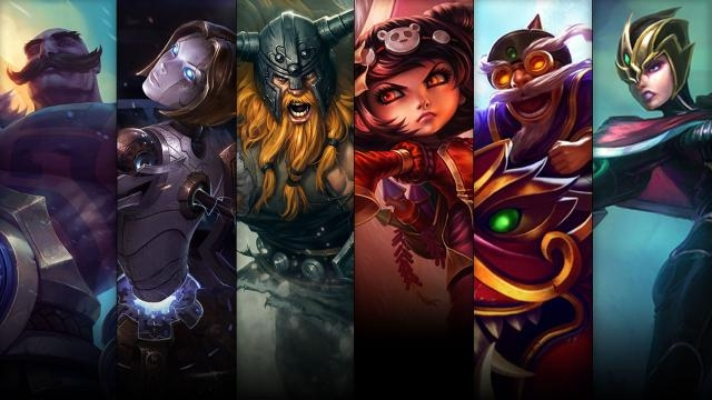 League of Legends - Şampiyon ve Kostüm İndirimi (16 Haziran - 19 Haziran)