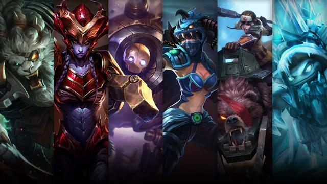 League of Legends - Şampiyon ve Kostüm İndirimi (25 Kasım - 28 Kasım)