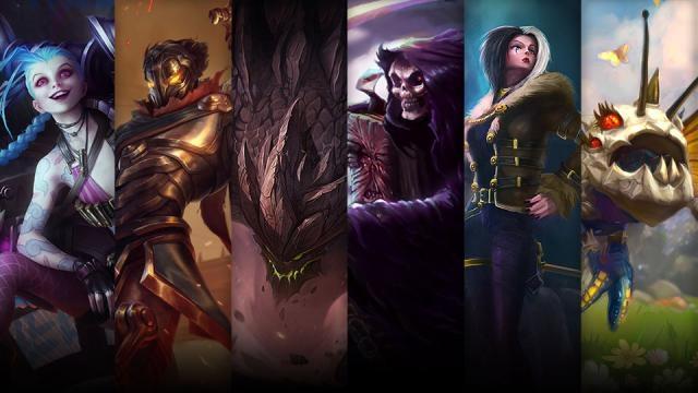 League of Legends - Şampiyon ve Kostüm İndirimi (13 Şubat - 16 Şubat)