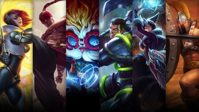 League of Legends - Şampiyon ve Kostüm İndirimi (13 Mart - 16 Mart)