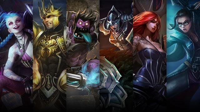 League of Legends - Şampiyon ve Kostüm İndirimleri (15 Temmuz - 18 Temmuz)