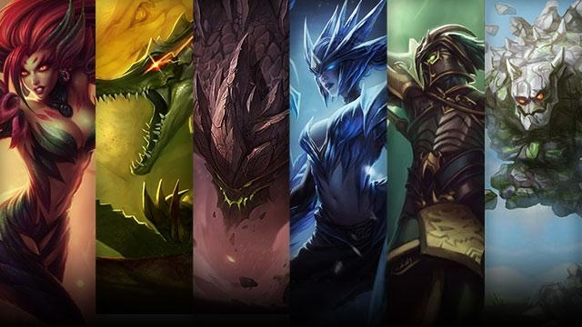 League of Legends - Şampiyon ve Kostüm İndirimleri (24 Haziran - 27 Haziran)