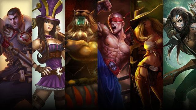 League of Legends - Şampiyon ve Kostüm İndirimleri (27 Haziran - 30 Haziran)