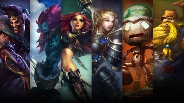 League of Legends - Şampiyon ve Kostüm İndirimleri (8 Temmuz - 11 Temmuz)