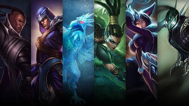 League of Legends - Şampiyon ve Kostüm İndirimleri (30 Mayıs - 2 Haziran)