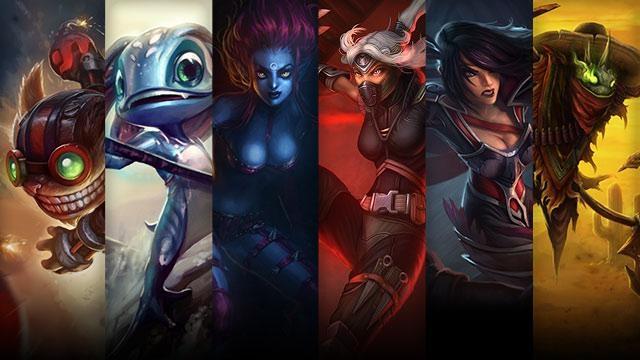 League of Legends - Şampiyon ve Kostüm İndirimleri (11 Temmuz - 14 Temmuz)
