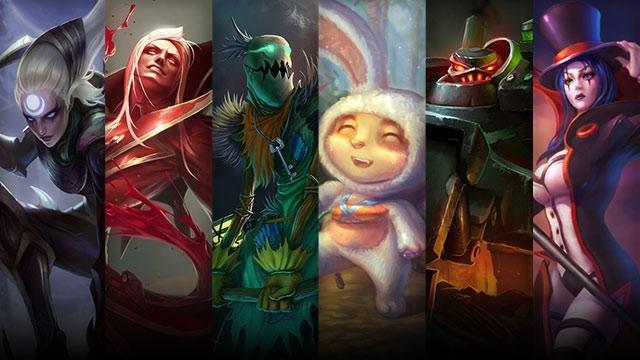 League of Legends - Şampiyon ve Kostüm İndirimleri (10 Haziran - 13 Haziran)