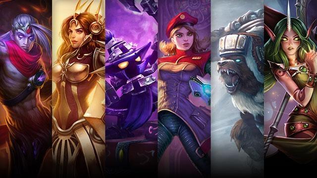 League of Legends - Şampiyon ve Kostüm İndirimleri (23 Mayıs - 26 Mayıs)