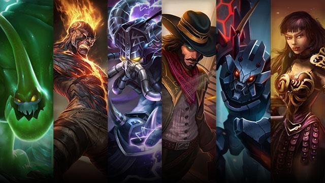 League of Legends - Şampiyon ve Kostüm İndirimleri (27 Mayıs - 30 Mayıs)