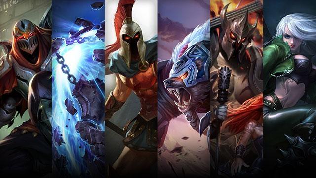 League of Legends - Şampiyon ve Kostüm İndirimleri (1 Temmuz - 4 Temmuz)