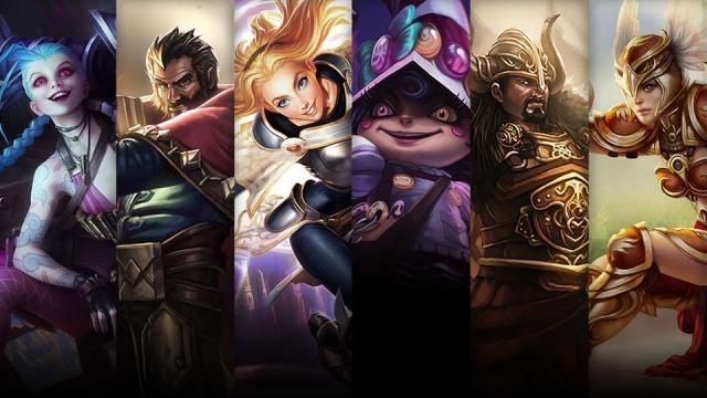 League of Legends - Şampiyon ve Kostüm İndirimi (31 Ekim - 3 Kasım)