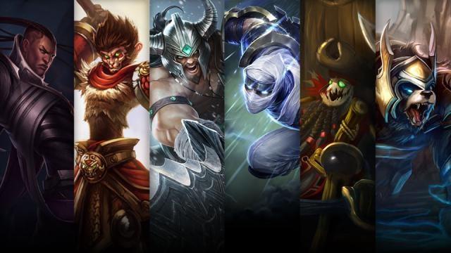 League of Legends - Şampiyon ve Kostüm İndirimleri (12 Eylül - 15 Eylül)