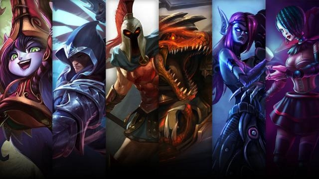 League of Legends - Şampiyon ve Kostüm İndirimleri (19 Aralık - 22 Aralık)