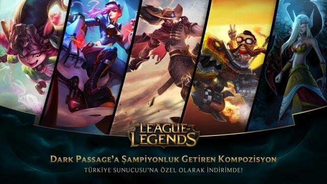 League of Legends - Şampiyonluğu Getiren Şampiyonlar İndirimde