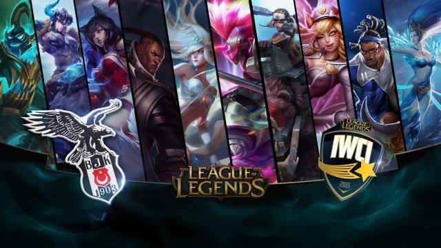 League of Legends - Türkiye Sunucusu'na Özel İndirimler (IWCI İndirimleri)