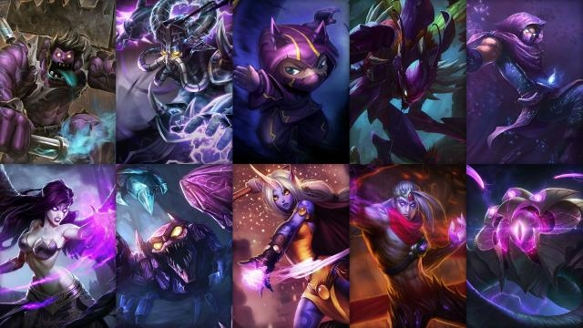 League of Legends - Ücretsiz Şampiyon Rotasyonu (2014 Sezonu, 18. Hafta)