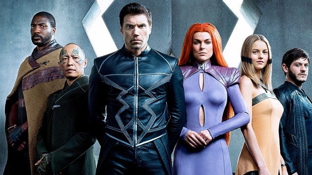 Marvel's Inhumans Dizisinden İlk Fragman Geldi!