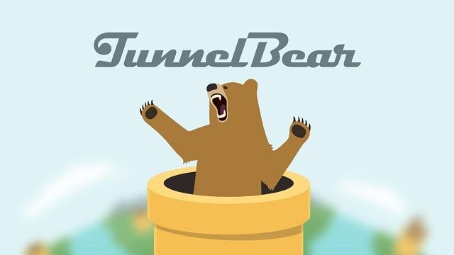 TunnelBear, Ülkemizde Sınırsız VPN Hizmeti Vermeye Başladı