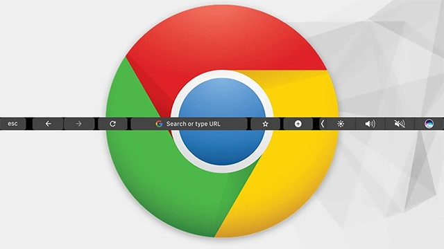 Chrome İçin TouchBar Desteği Geldi