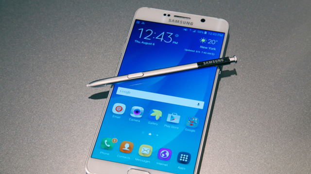 Galaxy Note 6 için 8GB RAM Dedikodusu Dolaşıyor