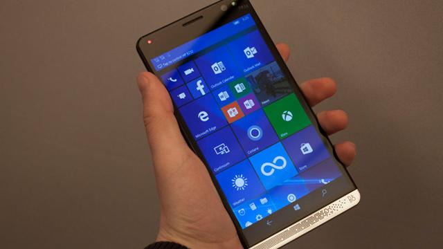 Windows Phone'ların En İyisi HP Elite X3 Tanıtıldı