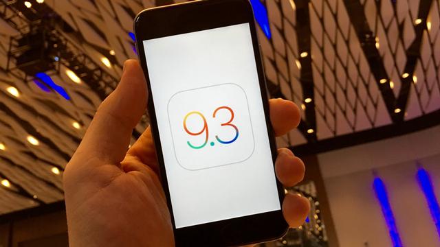 iOS 9.3 Public Beta 4 Yayınlandı