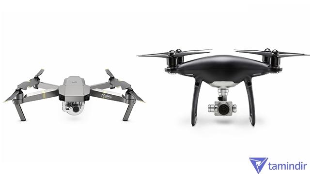 DJI, IFA 2017'de Yeni Drone Modellerini Tanıttı