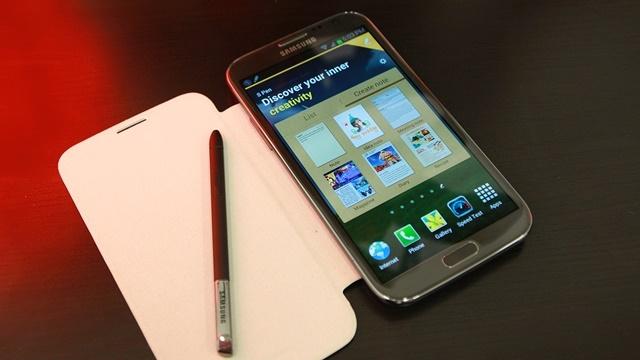 Samsung Galaxy Note 2 Türkiye Lansmanı