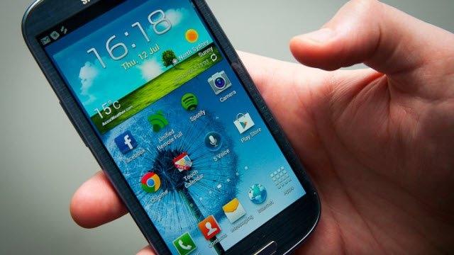 Samsung Galaxy S3 30 Milyon Sattı