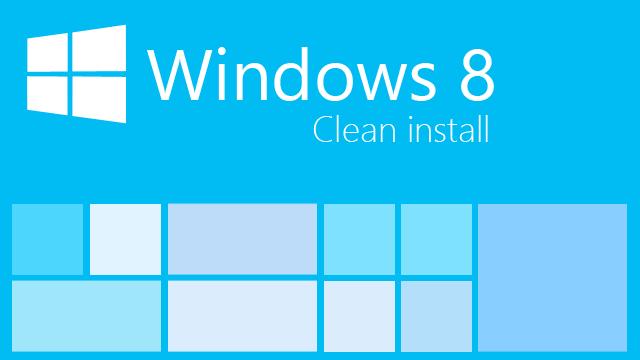 Windows 8 Daha Hızlı Kuruluyor