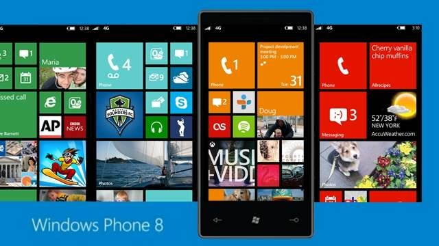 Microsoft 2012'de Mobil Platformda Atağa Geçecek