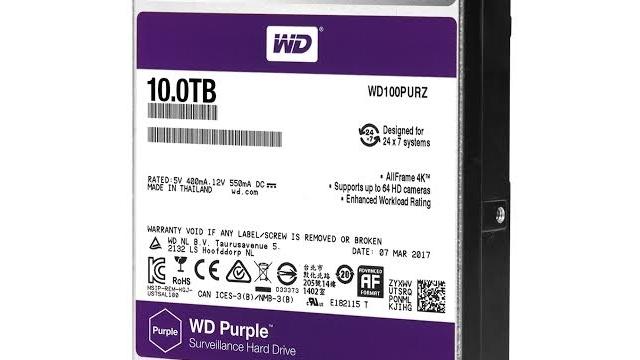 Western Digital, 10 TB Hard Disk ile Sizi Coşturacak!