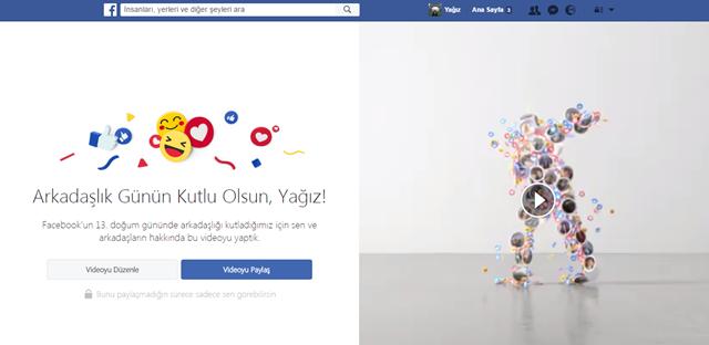 Facebook arkadaslik