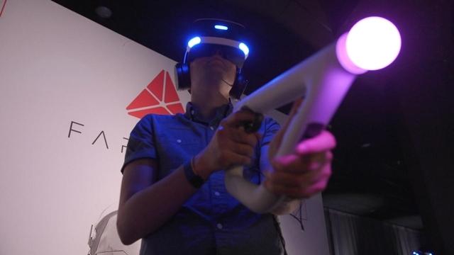 Playstation VR Aim Controller Mayıs'ta Geliyor